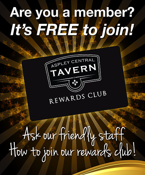 Gaming & Pokies Room Discounts at Aspley Central Tavern Rewards Club